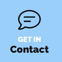 get in contact with us button
